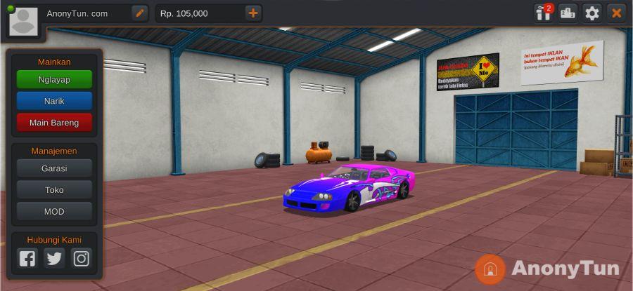 Mobil Jester GTA SA